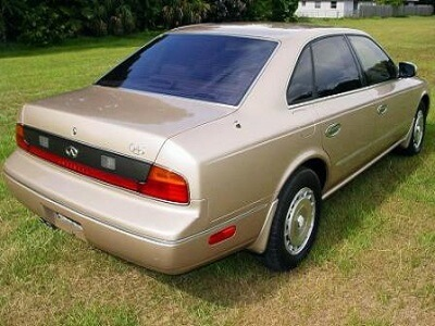 1990 Infiniti Q45 Sport Sedan