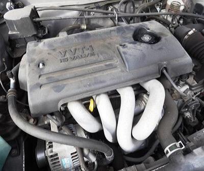 2002 Toyota VVT-I 16 valve 4 cylinder engine