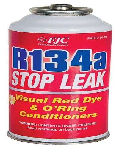 car ac stop leak