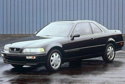 Acura Legend Sport Coupe
