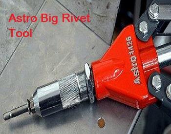 Big Rivet Hand Tool