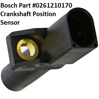 Solve the Mercedes-Benz Crankshaft Position Sensor Problem