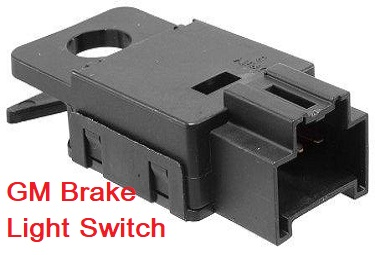 Chevrolet Brake Switch Problem