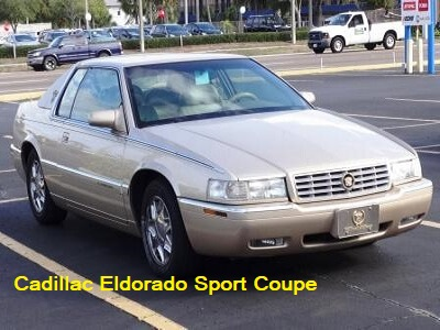 Cadillac Eldorado Sport Coupe