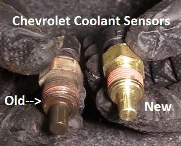 Diagnose Chevrolet Coolant Temperature Sensor Problems