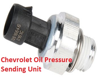 Chevy Engine Oil Pressure Sensor