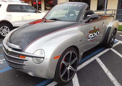 Chevy SSR 2004