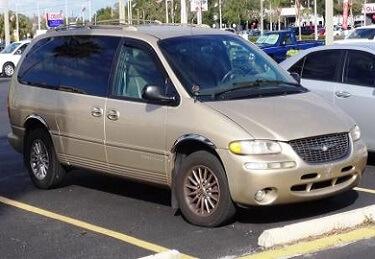 Dodge Caravan Chrysler Minivan