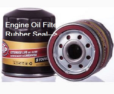 Engine Oil Filter Seal