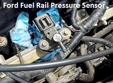 Ford Fuel Rail Pressure Sensor