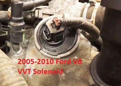 Ford V8 VVT Solenoid