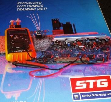 GM Specialized Electrical Training Book