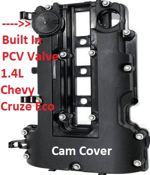 General Motors Camshaft Cover