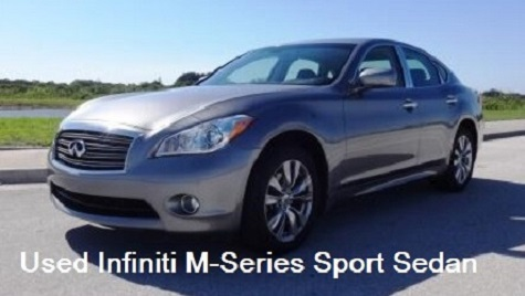 Platinum Infiniti M37 Sport Sedan