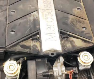 Mercedes-Benz V6 Engine