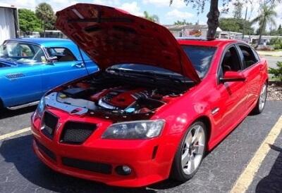 Pontiac G8 Sport Sedan