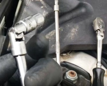 Tools To Replace The Mercedes Crank Sensor on Mercedes Benz Wiring Diagram