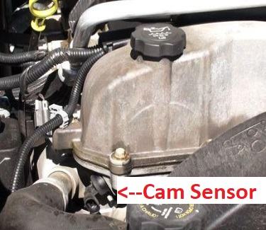 Trailblazer Camshaft Sensor Location