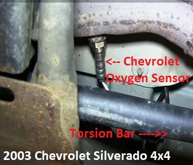 This Chevrolet Oxygen Sensor Fails in High Numbers
