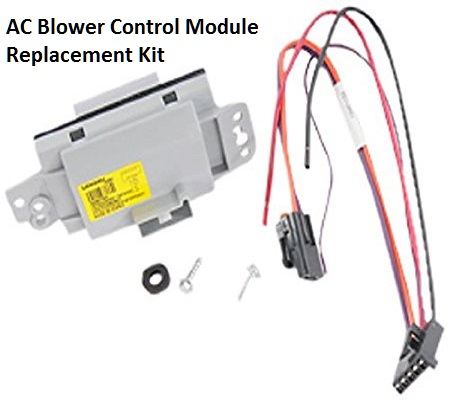Chevrolet AC Blower Control Problems Solved at FixMyOldRide.com on