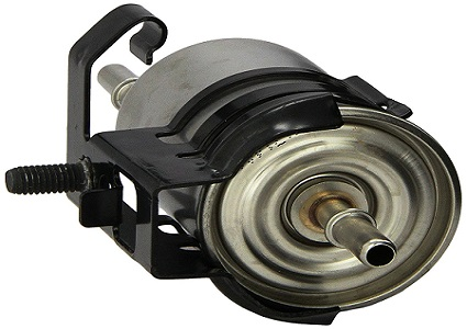 Ford fuel filter with bracket