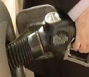 Fuel nozzle Vapor boot