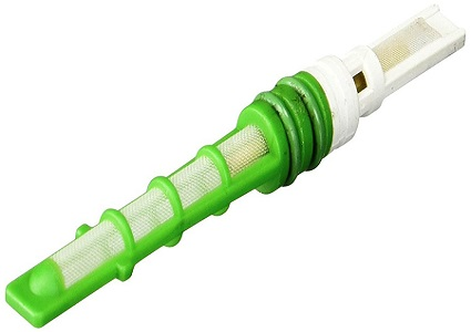 green orifice tube