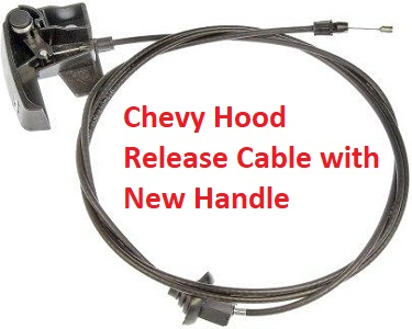 Replacement Hood Release Cable