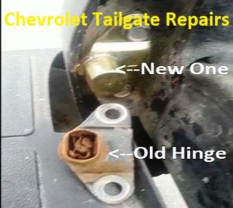 See The Chevrolet Silverado Tailgate Repair Page