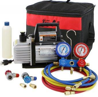 Car AC Recharging Tools