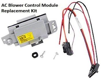 Chevrolet blower resistor module