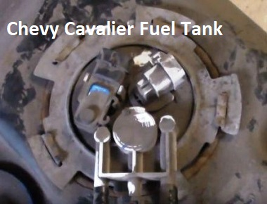 Chevy Cavalier Fuel Tank Removal