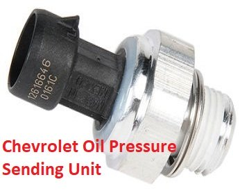 Fix the Chevy Engine Oil Pressure Problem for Good Oil Pressure Gauge Internal Wiring Diagram on