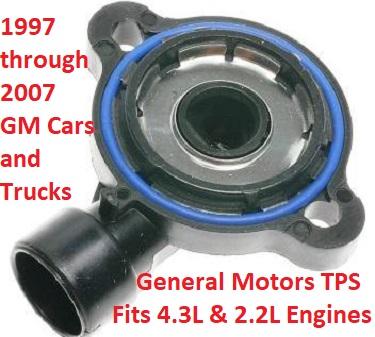 Chevy Throttle Position Sensor