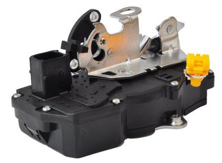 Toyota door lock actuator latch and motor assembly