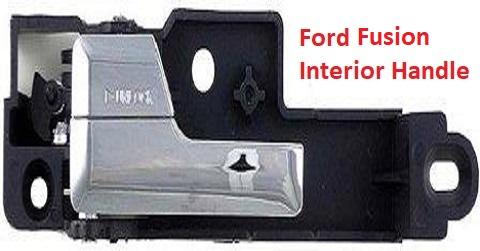 Ford Door Handle & DIY Ford Fusion Door Handle Replacement Procedure