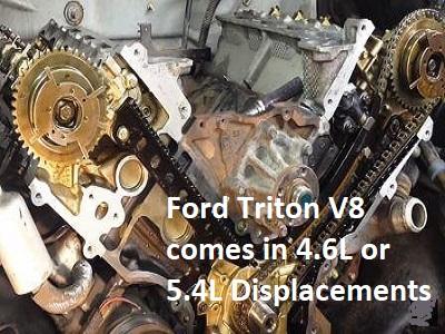 2008 ford f150 triton engine