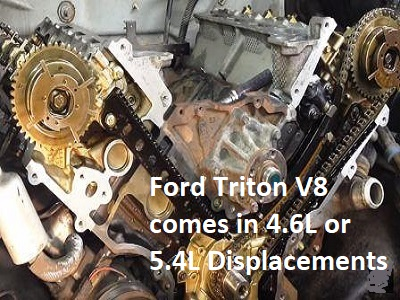 Ford Triton V8 Engine Problems