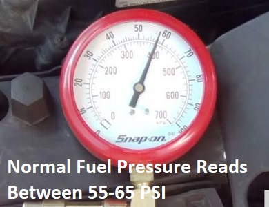 Universal Fuel Pressure Tester