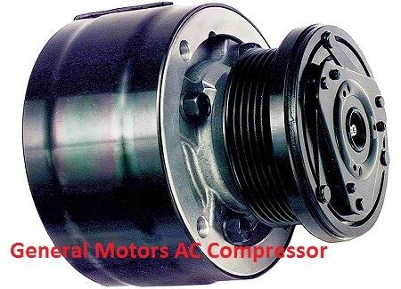Old GM AC compressor