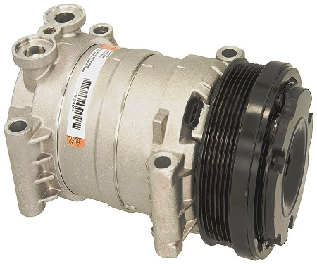 GM air conditioning compressor