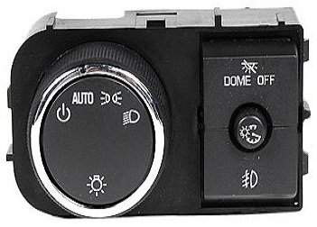 Headlamp And Dimmer Switch For 2007 2017 Chevy Trucks