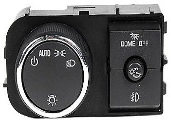 Headlamp and dimmer switch for 2007-2013 Chevy trucks