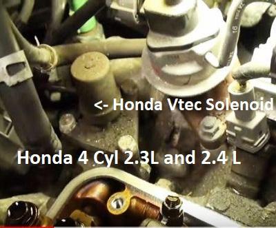 Honda Vtec Solenoid Location Diagram