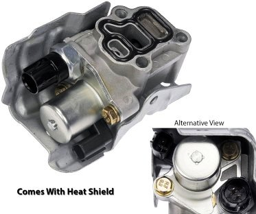 VTec solenoid and spool valve assembly