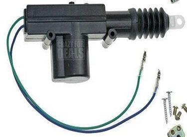 Door Lock Actuator Diagnosis and Repair