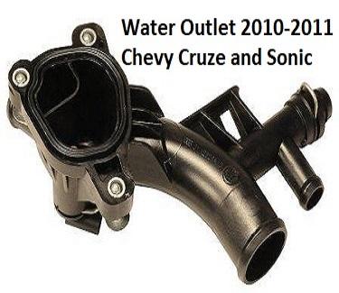 Chevy Cruze Coolant Leak Symptoms and Repair on