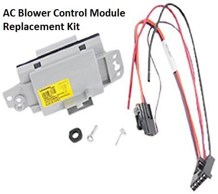blower control module