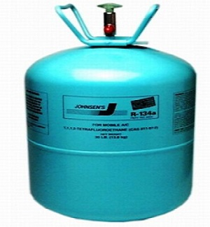20 LB container of Freon R134a