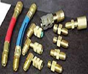 Freon conversion adapters